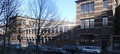 Rue Georges Moreau 105-107 et rue des Goujons 92, façade côté rue des Goujons, 2015