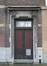 Rue Georges Moreau 105-107 et rue des Goujons 92, façade côté rue des Goujons, entrée, 2015