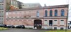 Rue des Goujons 153-155 et rue de la Petite-Ile 1A, anc. Filature Le Vesdre, 2015