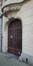 Rue Lambert Crickx 30, porte cochère, 2016