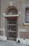 Rue Léon Delacroix 26-28, entrée, 2016