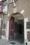 Rue Léon Delacroix 26-28, porte cochère, 2016