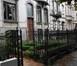 Avenue Limbourg 6 et 8, rez-de-chaussée et grilles, 2016