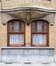 Rue Louis Van Beethoven 62, fenêtres au rez-de-chaussée, 2016
