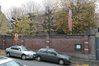 Rue Odon 22 et rue Abbé Cuylits 27, Ecole primaire Communale n°8, entrée de l'école côté rue Odon, 2015