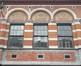 Rue Odon 22 et rue Abbé Cuylits 27, Ecole primaire Communale n°8, façade côté rue Abbé Cuylits, 2015