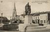 Place de la Vaillance, A nos Héros 1914-1918© Collection Dexia Banque-ARB-RBC, DE30_136