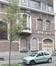 Rue Edmond de Grimberghe 64, façade côté rue des Osiers, 2015