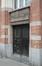 Rue de l'escaut 85, entrée, 2015