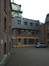 Boulevard Leopold II 184A-184B-184C-184D, bâtiments en intérieure d'ilôt, 2016