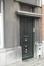 Rue de Rotterdam 76, entrée, 2015