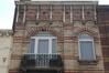 Rue Jules Debecker 31, entablement, 2014