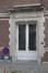 Rue De Neck 20-26, anc. Chocolaterie VICTORIA, entrée des bureaux, 2014