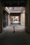 Rue De Neck 20-26, anc. Chocolaterie VICTORIA, vue à travers l'ilôt, 2014