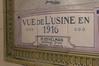 Rue De Neck 20-26, anc. Chocolaterie VICTORIA, vue d'intérieur, 2014
