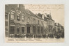Rue De Neck 20-26, anc. Biscuiterie VICTORIA vers 1903© Collection Dexia Banque-ARB_RBC