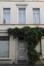 Rue de l'Eglise Sainte-Anne 32, travée axiale avec entablement à l'étage, 2014