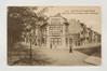 Avenue des Gloires Nationales 14 et début de la rue Vanderborght© Collection Dexia Banque-ARB_RBC