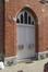 Rue Herkoliers 69, Instituut van de Ursulinen, entrée, 2014