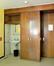 Résidence Val des Fleurs, chambre avec armoire préfabriquée la séparant du couloir, 2017