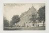 Avenue des Gloires Nationales 126, actuellement Heilig Hartinstituut, ancien église provisoire vers 1914, Collection Dexia Banque-ARB_RBC