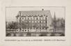Van Overbekelaan 8-10, Pensionnat des Filles de la Sagesse - Bruxelles (Basilique), voor 1922© Verzameling Dexia Bank-ARB-BHG, DE37_026