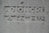 Avenue Firmin Lecharlier 175, signature, 2014