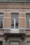 Rue Ferdinand Lenoir 14, balcon, 2015