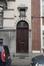 Rue Gustave Van Huynegem 18, entrée, 2015