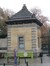 Kerkhof van Brussellaan, paviljoen aan de inkom van de begraafplaats van Brussel, 2014