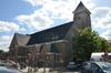 Parvis Sainte-Alix, Eglise Sainte-Alix, 2015