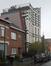 Boulevard des Invalides 54, vue depuis la rue Alfred Bestien, 2021