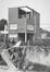 Avenue de la Tenderie 13. La maison Rombauts peu après sa construction, DUBOIS, M., De fatale ontgoocheling. Architect Gaston Eysselinck. Zijn werk te Oostende 1945/1953, Snoeck-Ducaju, Gand, 1986, p. 15.