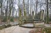Avenue de la Chênaie 83, colonnade circulaire à l'antique dans le Parc Sauvagère