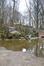Avenue de la Chênaie 83, rocaille surmonté d'une colonnade circulaire à l'antique dans le Parc Sauvagère