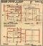 Square Coghen 85, plans et coupes, ACU/Urb. 8524 (1934)