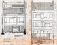 Avenue d'Orbaix 27, plan façades côté rue et côté jardin , ACU/Urb. 18511 (1955)