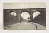 Pont de chemin de fer, s.d, Collection Belfius Banque - Académie royale de Belgique ARB-urban.brussels