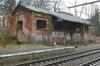 Gare d'Uccle-Stalle, dépôt