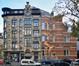 Avenue Albert 81, façade vers la rue Rodenbach, 2016