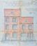 Rue des Alliés 169, 171-173, élévation© ACF/Urb. 7976 (1923)