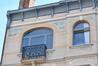 Rue des Alliés 203-205-207, baie et céramique du dernier niveau, 2019