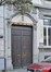 Chaussée d'Alsemberg 204-206-208, porte cochère, 2016