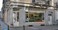 Chaussée d'Alsemberg 258-260, 262, devanture en travée biaise, 2016