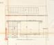 Chaussée d'Alsemberg 337-339-341, élévation et coupe atelier©  ACF/Urb. 5708 (1911)
