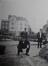 L'église Saint-Augustin, début du chantier de l'église, sd (ca.1915-1916), Archives de l'église paroissiale Saint-Augustin de Forest, album classeur  Saint-Augustin, vol. 1
