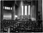 Le chœur de l'église Saint-Augustin, 1970, © KIK-IRPA, Brussels (Belgium)