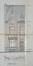 Avenue des Armures 9, élévation© ACF/Urb. 4848 (1909)