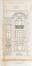 Avenue des Armures 42, élévation, ACF/Urb. 11538 (1931)