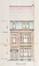 Avenue des Armures 48, élévation, ACF/Urb. 10041 (1928)